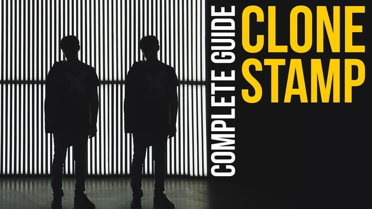 how to use the clone stamp tool in adobe photoshop