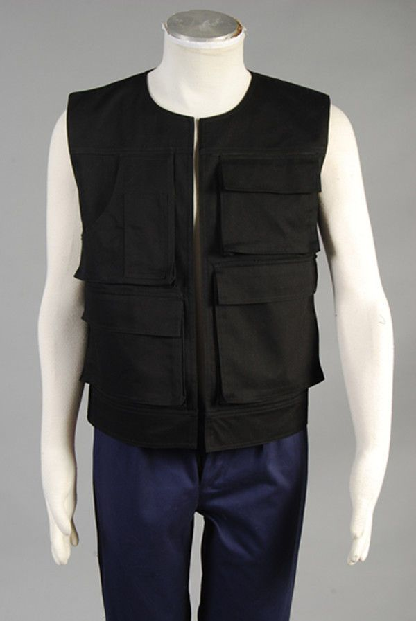 >> Click to Buy << 2017 Hot Sale Star Wars ANH A New Hope Han Solo Vest Costume For Halloween Carnival For Men Women #Affiliate