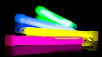 Activités bâtons lumineux