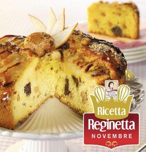 Ricetta Reginetta - Matilde Vicenzi.