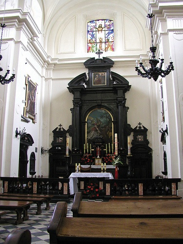 Czerna, kościół i klasztor oo. Karmelitów Bosych