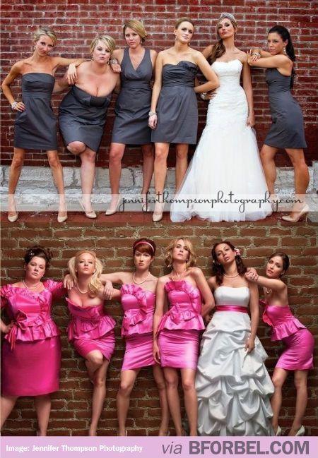 Bridal Party Photography - Bridesmaids