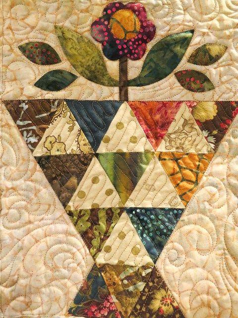 400 Best Folk Art Quilts Images On Pinterest Quilt