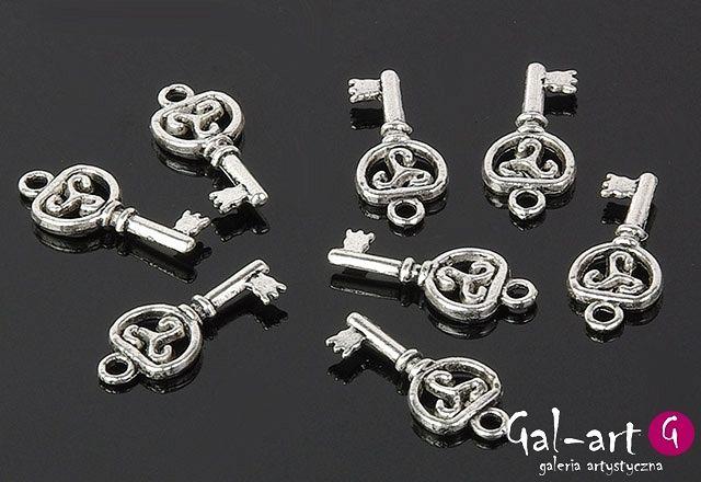 P4F05 ZAWIESZKA OZDOBNA - 1 SZTUKA - Gal-art.pl - akcesoria jubilerskie, elementy do tworzenia biżuterii, koraliki, kamienie szlachetne, kolczyki, biżuteria modułowa, charms