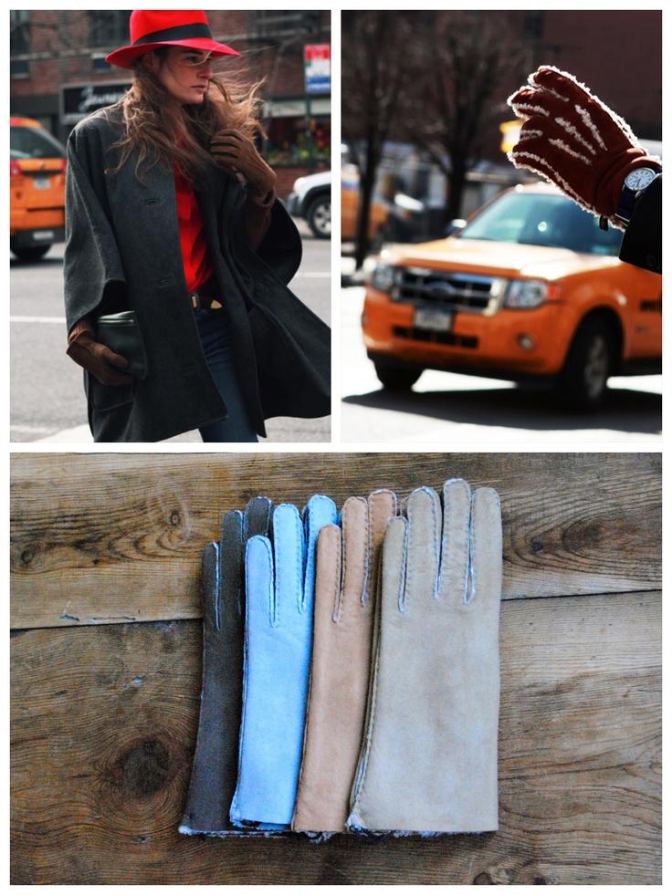 Winter gloves at Brussosa