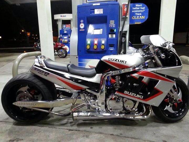 92 GSXR 1100 | 4 wheelers & Bikes | Motorcycle, Motorbikes, Custom