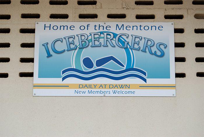 Mentone icebergers