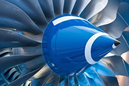 Boeing 787 | Boeing 787 Engine (photo: Marcin Wichary via Flickr)