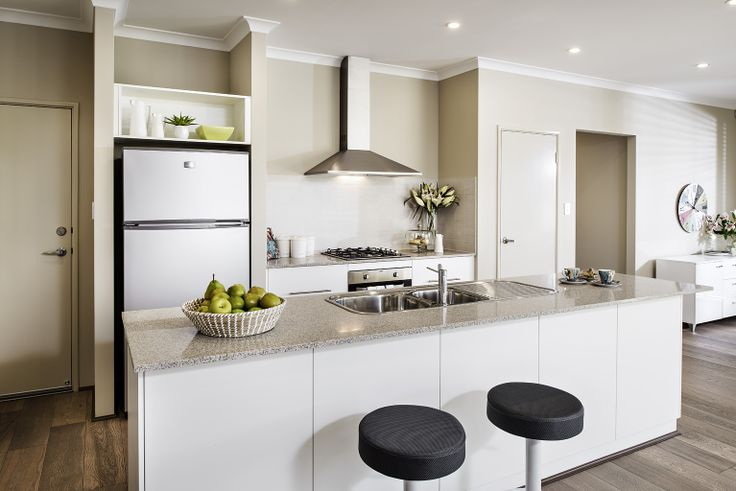 Homebuyers Centre - Sanctuary Display Home Kitchen