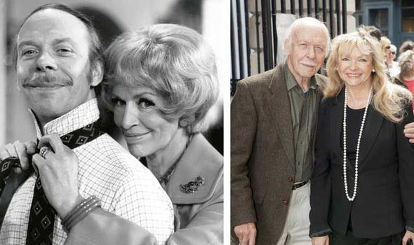 BRIAN is best known for playing George Roper, the henpecked husband of Mildred in six series of the ITV sitcom Man About The House (1973-76) and five of spin-off George & Mildred (1976-79).