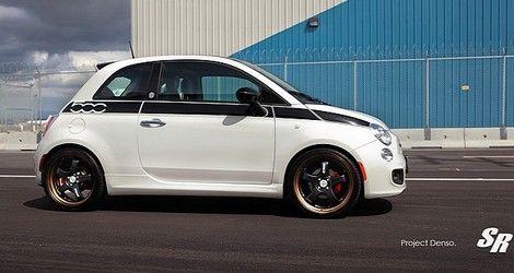 #Oscaro.com Pieces Auto. Project Denso : la Fiat 500 Prima Edizione par SR Auto » 13