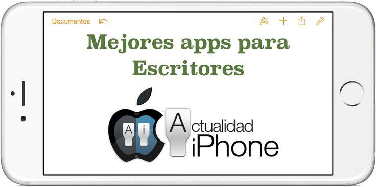 Las 10 mejores aplicaciones para editar textos para iPhone/iPad - http://www.actualidadiphone.com/las-10-mejores-apps-textos-ios/