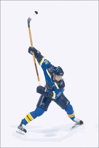 Al Macinnis (St. Louis Blues ) NHL 7 McFarlane