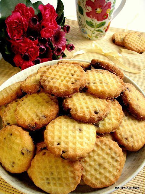 Smaczna Pyza - Sprawdzone przepisy kulinarne: Ciasteczka robione tłuczkiem do mięsa