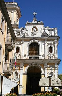 Carmine Church Sorrento