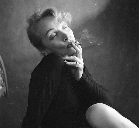 gatabella — Marlene Dietrich by Milton H. Greene, 1952