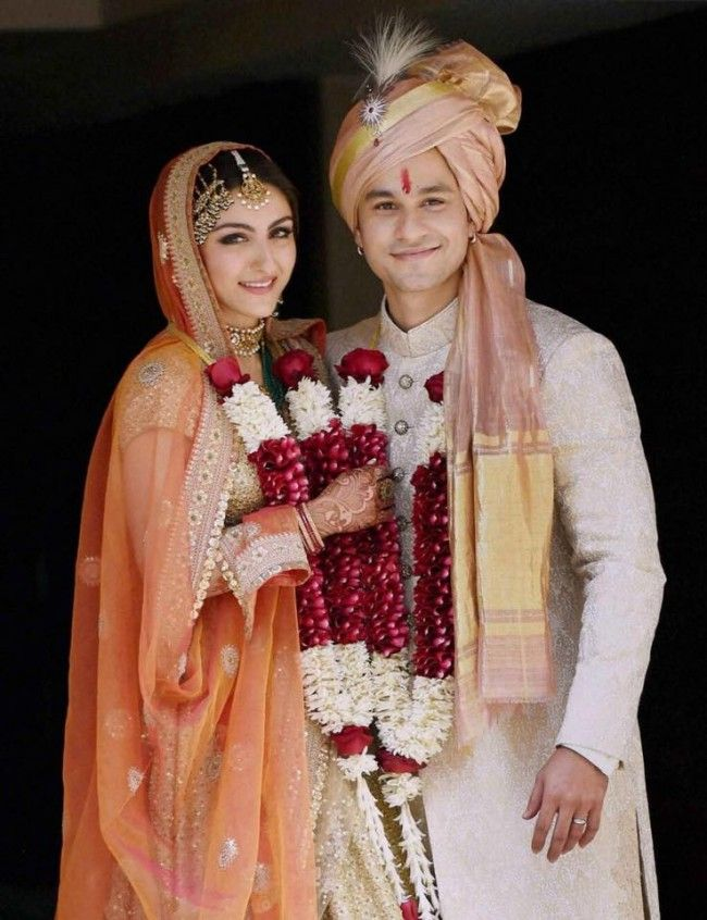 soha ali khan and kunal khemu wedding ceremony (2)