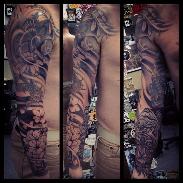 38 Best Kerry Tattoo Images On Pinterest: 38 Best Collage Style Tattoos Images On Pinterest