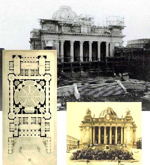 Palácio Tiradentes - Lugar de Memória da História Brasileira -  Postado na data de 10/12/2011