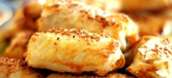 Fırında Patatesli Börek