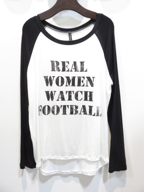 SALEReal Women Watch Football Graphic T Shirt by SavChicBoutique