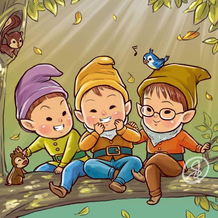 3 Little Dwarfs