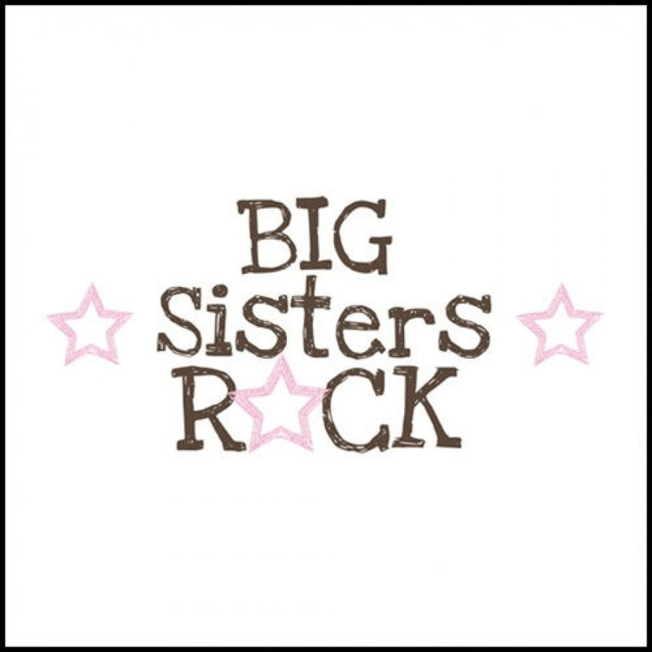 I Love My Big Sister Quotes: 17 Best Quotes About Little Sisters On Pinterest