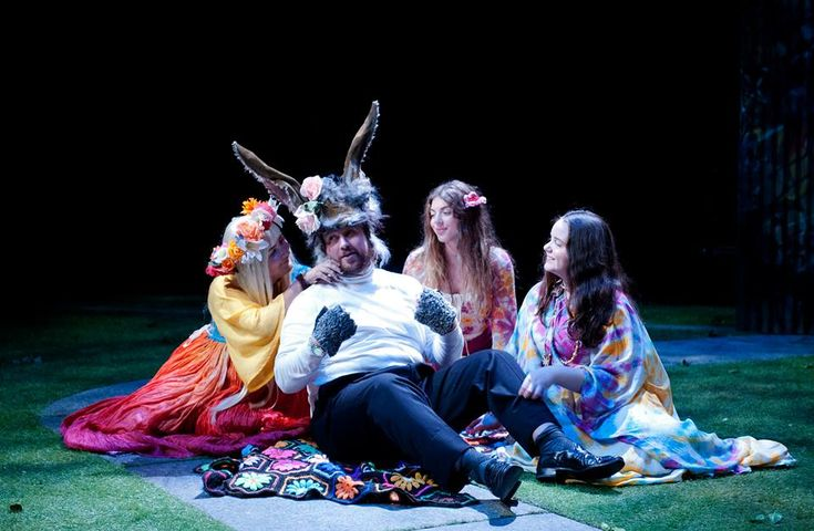 A Midsummer Night's Dream at UVic Phoenix Theatre November 2-22, 2014 in Victoria BC. A review.  http://janislacouvee.com/midsummer-nights-dream-uvic-phoenix-theatre-review/