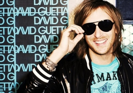 """David Guetta- Didn't like him at first, but after learning how much of the song he has a part of, and getting his catchy tunes stuck in my head, I must admit I'm a fan! Favorite Song: """"Titanium"""""""