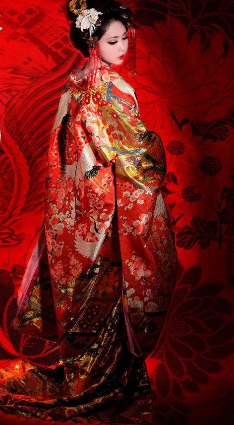 Japón-Kimono