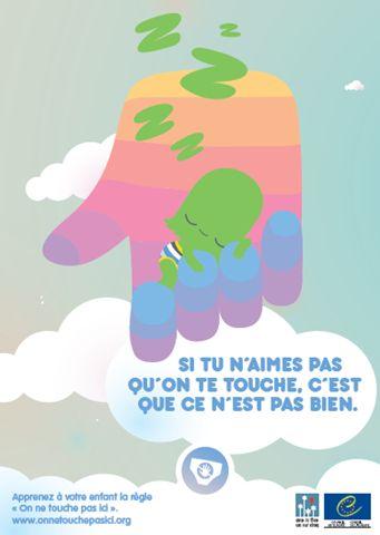 protéger enfants abus sexuels - poster 3
