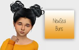 Sims 4 CC's – The Best: Creations by Fabienne – Kinder ♀️ – #CC39s #C… – Haardesign