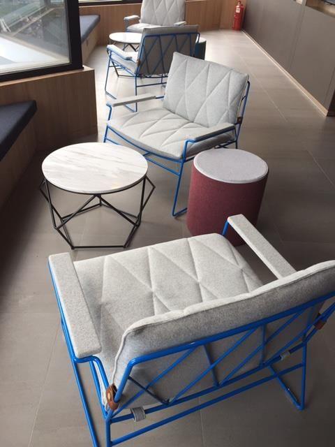 Jardan Furniture Seb Lounge chair