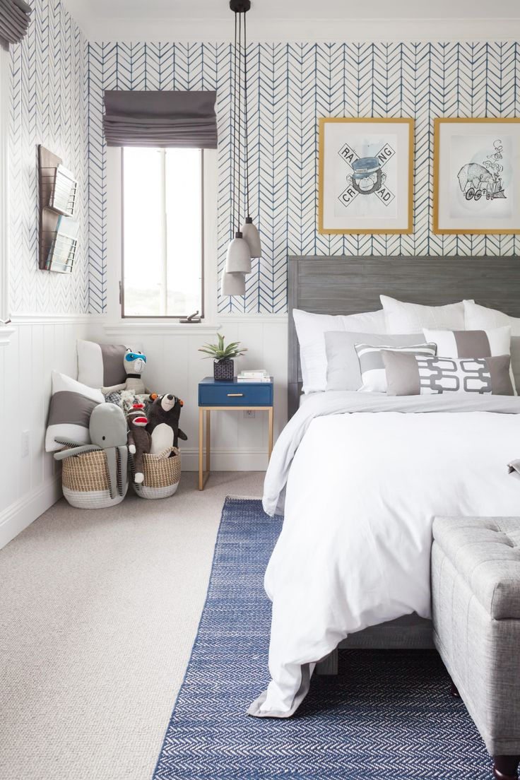 Project Chase: A Boy's Room Makeover - Project Nursery