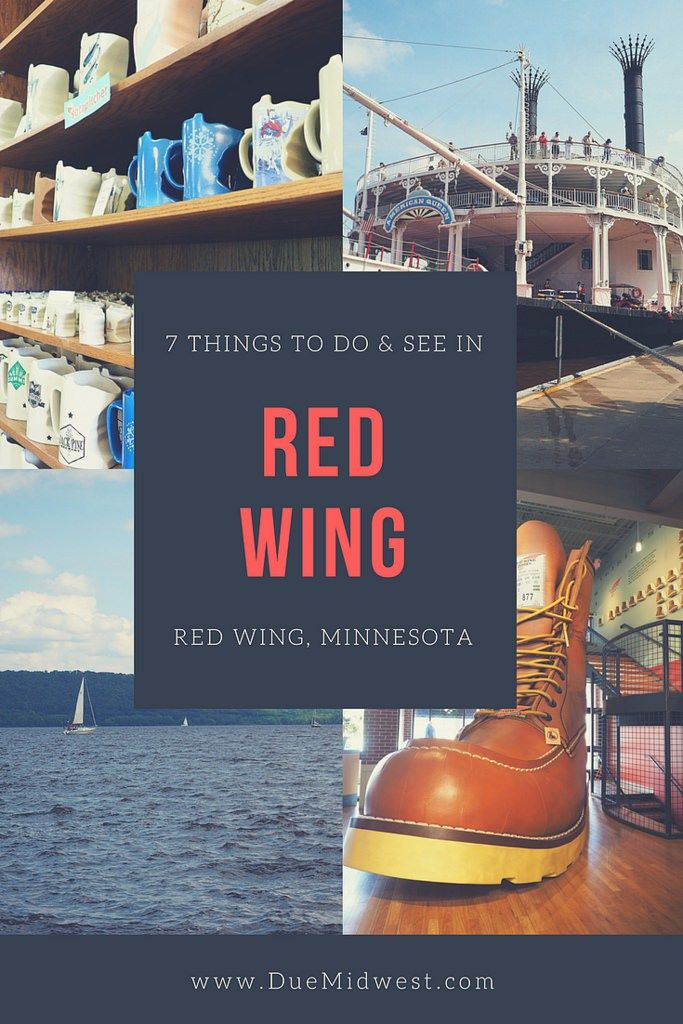 Road Trip to Red Wing, MN