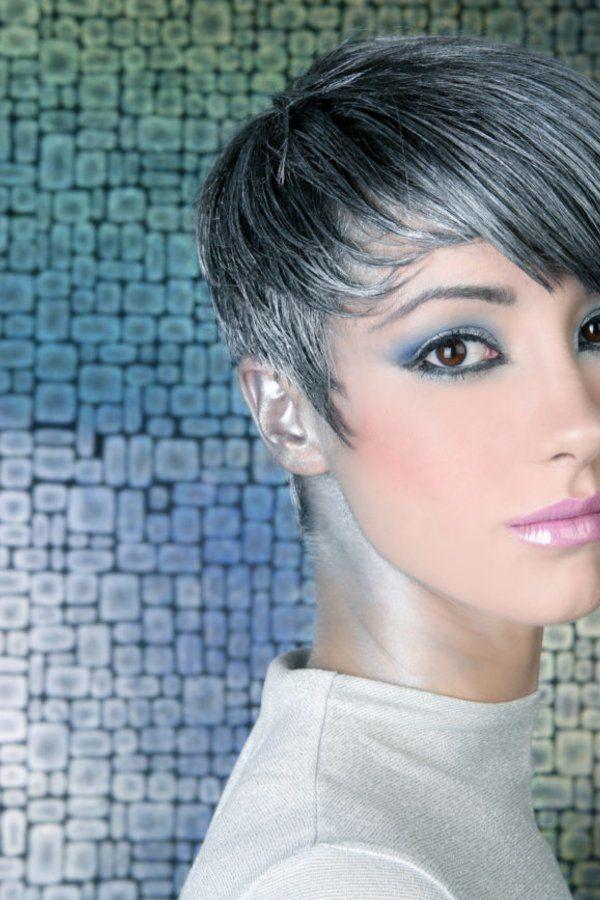 Graue Haare Mit 30 Frau Ursachen
