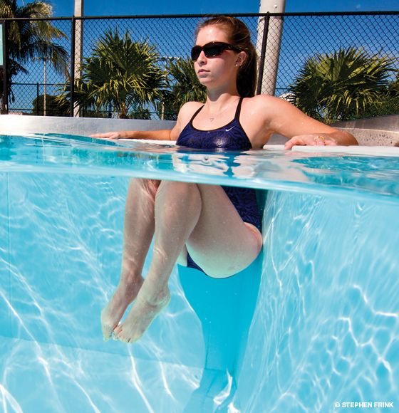 Eat Live Grow Paleo: Pool Exercises - How to exercise in a pool
