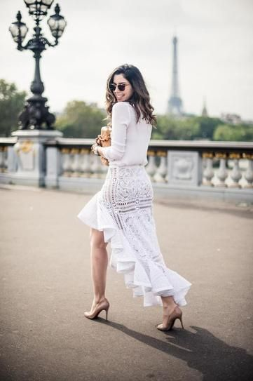 More monochrome style here - http://dropdeadgorgeousdaily.com/2014/06/how-we-wear-all-white/