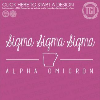 Sigma Sigma Sigma   ΣΣΣ   PR   Sorority PR   PR Shirt   TGI Greek   Greek Apparel   Custom Apparel   Sorority Tee Shirts   Sorority T-shirts   Custom T-Shirts