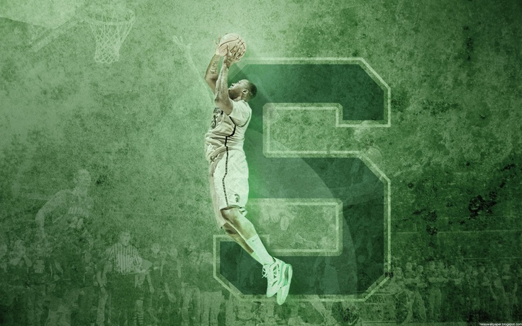 Michigan State Spartans Basketball Wallpapers