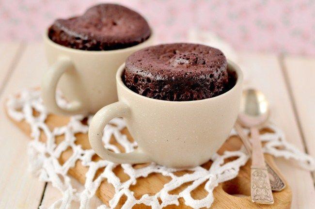 Один взгляд нароскошный шоколадный торт— исразу чувствуешь этот тающий воздушный бисквит сореховой пастой иощущаешь восхитительный аромат какао… Аведь можно приготовить его занесколько минут, исделать это проще простого. Для всех любителей сладкогоНаша Кухнясобрала самые шикарные шоколадные десерты, которые при желании могут появиться на Вашем столе уже через 10минут. 1. Маффин вчашке amandin Ингредиенты: 3ст.л. муки 1ч.л. […]