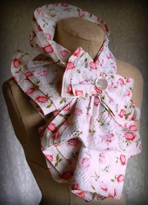 scarf ideas Fashion Scarf Ideas