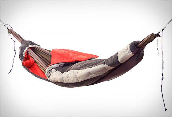 HAMMOCK SLEEPING BAG | BY GRAND TRUNK