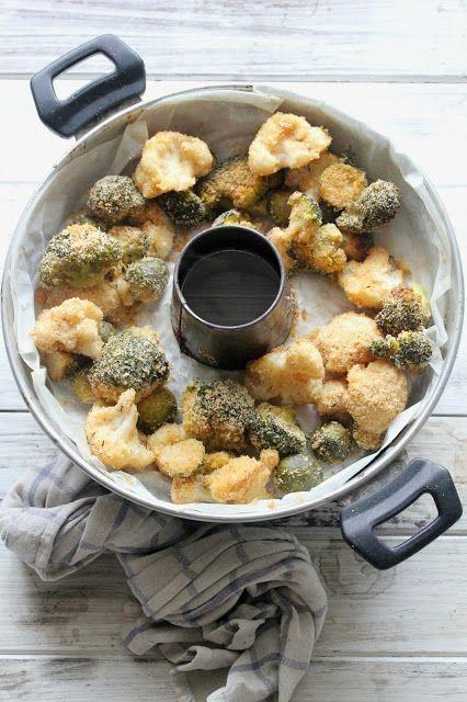 Broccoletti siciliani, cavolfiore e cavoletti di bruxelles saporiti in pentola fornetto versilia | .