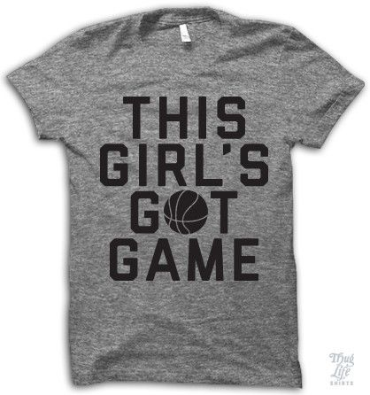 This Girl's Got Game Shirt