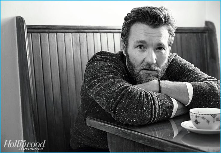 We Are The Rhoads photograph Joel Edgerton for The Hollywood Reporter.