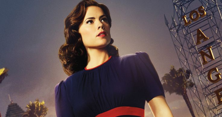 'Agent Carter' Season 2 Poster Brings Peggy to Hollywood -- Hayley Atwell's Peggy Carter arrives in Hollywood in a new poster for Season 2 of 'Agent Carter', which fans can pick up at New York Comic Con. -- http://movieweb.com/agent-carter-season-2-poster-nycc/