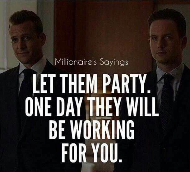 #Millionaire #Quotes #Sayings #HardWork #Time