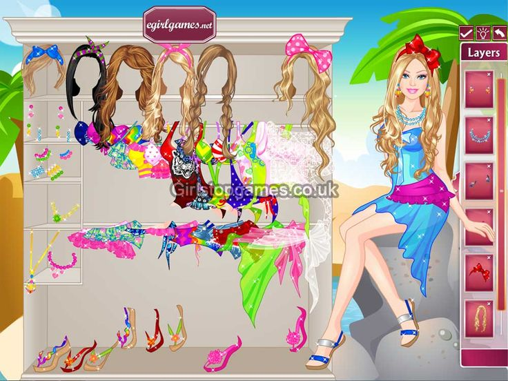 1000 ideias sobre Barbie Dress Up Games no Pinterest - Fashion dolls