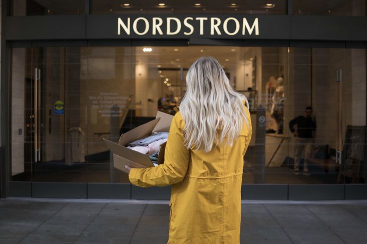 Nordstrom Is Collecting Clothing Donations | One more retailer throws its weight behind keeping old clothing out of landfills - Racked